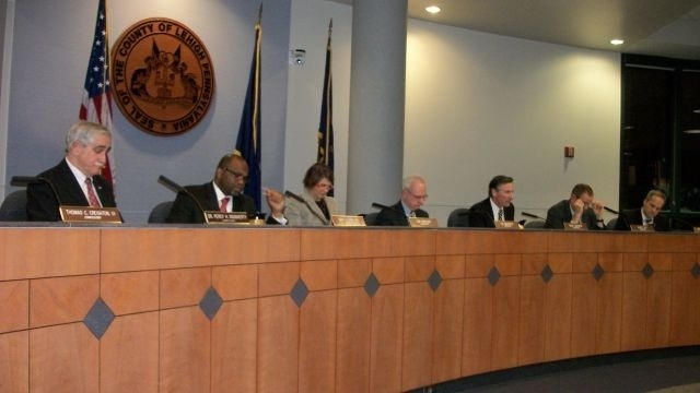 Lehigh County Commissioners weigh in early on 2015 budget