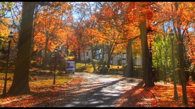 Two local colleges are among most beautiful in fall