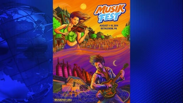 Muskifest offers Backstage VIP Experience drawing