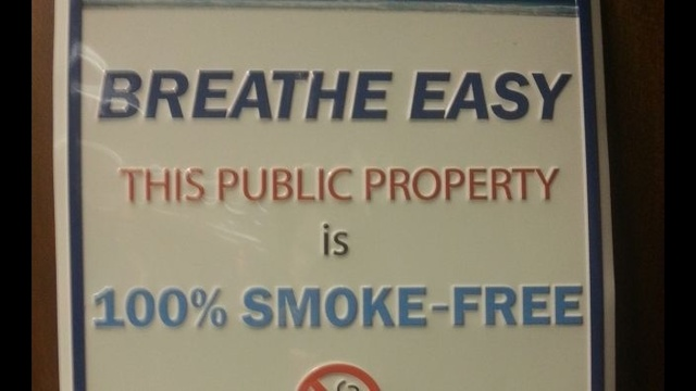 Phillipsburg Town Council considers smoke-free parks