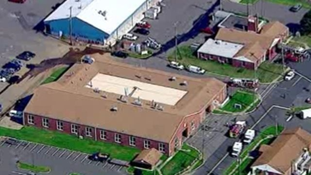 Explosion in boathouse at New Jersey Navy base injures 7 people