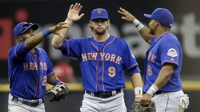 Jeremy Hefner shines as Mets edge Brewers 2-1