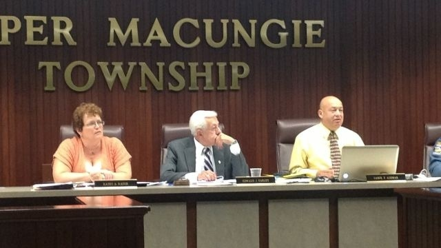 New signals on truck traffic issues in U. Macungie