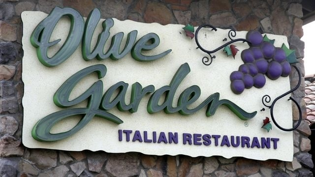 Olive Garden testing both small and big plates