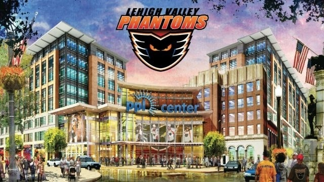 Phantoms to announce 1st concert at arena