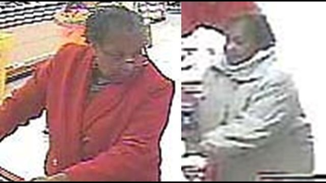 Palmer police: Women went on shopping spree with stolen credit card