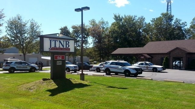 Jim Thorpe National Bank robbed over lunch hour