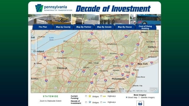 PennDOT shows funding plan it had kept from public