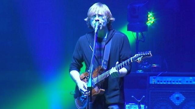 Phish bringing 2013 concert tour to Reading in October