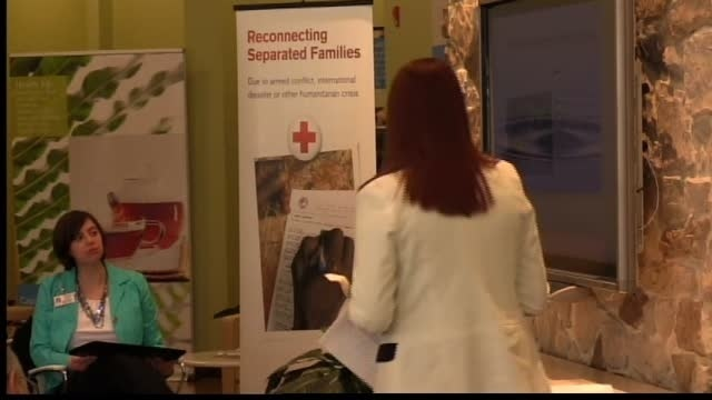 American Red Cross helping to locate loved ones in Ukraine