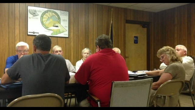 Richmond Twp. groups conflict on ordinance decisions
