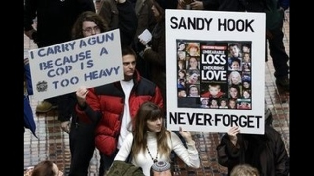 Newtown, Conn. residents to join gun control march in DC