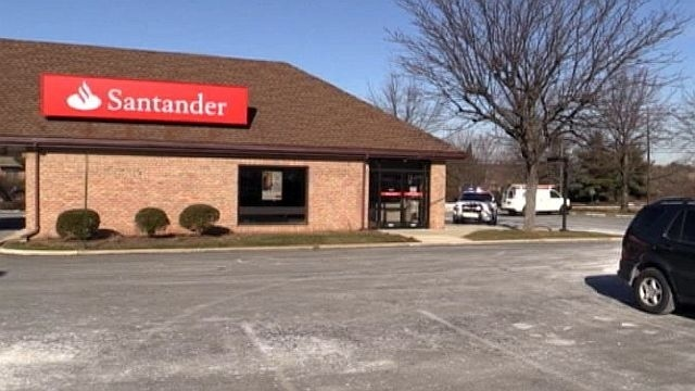 Armed robber hits Emmaus bank, quickly arrested