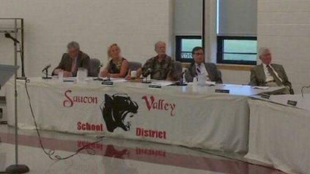 Saucon Valley seeks quotes for repairs to retention pond and high school roof