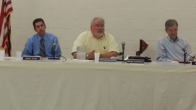 Textbook adoption spurs climate debate in Saucon Valley