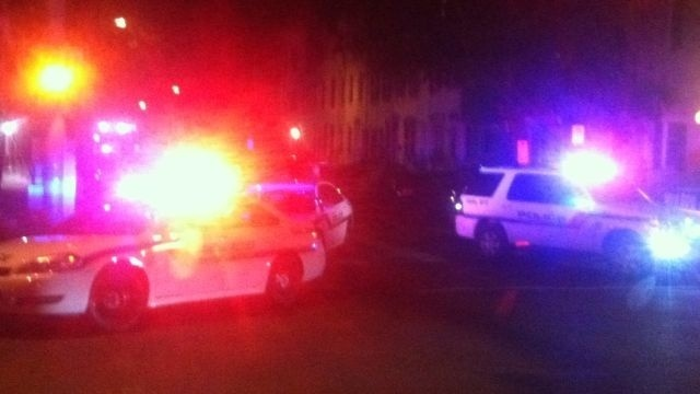 Reports: Shots ring out, man hit in Allentown