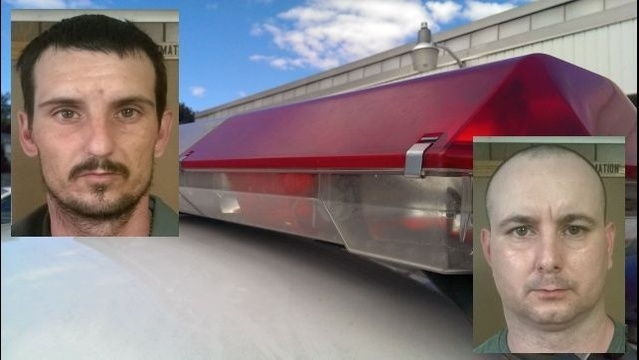 Motor vehicle stop leads to heroin charges against brothers in Carbon County