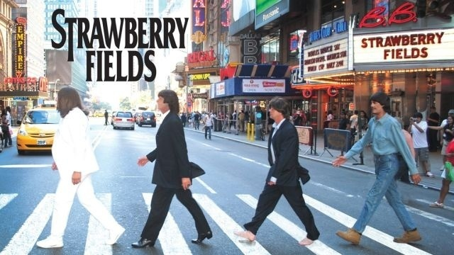 Arts Around Town: Strawberry Fields: The Ultimate Beatles Tribute marks the big '5-0' in Bethlehem