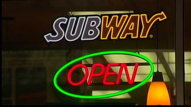 Would-be robber leaves Subway empty handed