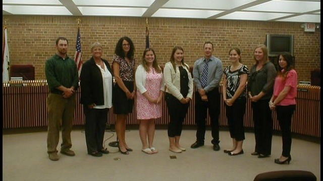 Whitehall-Coplay School District hires eight new elementary and middle school teachers for 2014-2015