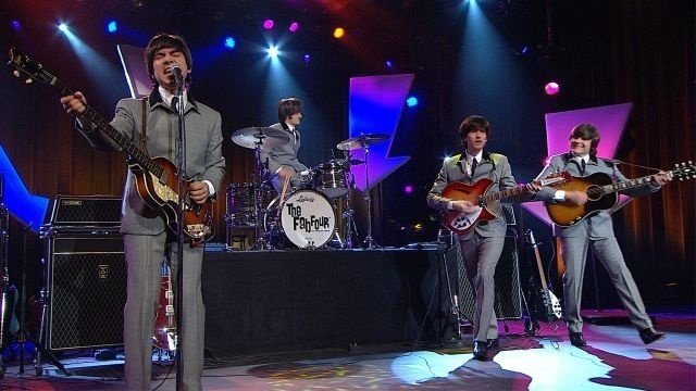 The Fab Four to bring live Beatles tribute to Reading