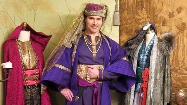 Arts Around Town: Pam Ptak's costumes fit for a king – or Three Kings – in Bethlehem pageantry
