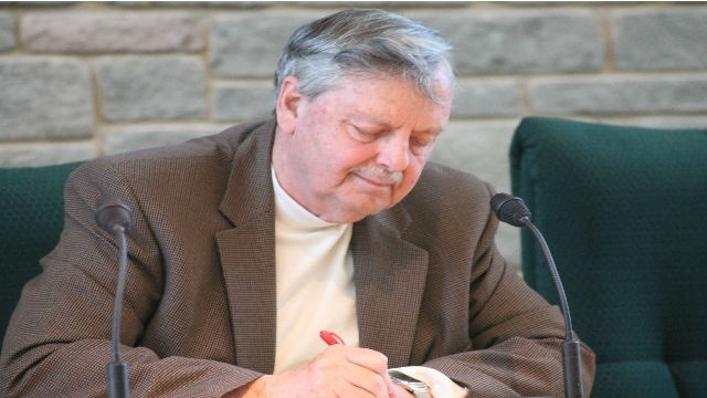Nolan steps down as Bethlehem Township chairman