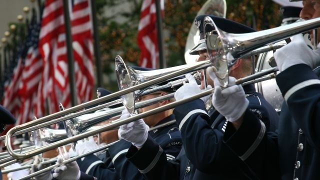 Arts Around Town: US Air Force Band chief has local tie with drum corps