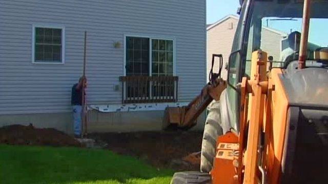 Tools stolen from Derrick Redcay volunteer construction site in Muhlenberg, police say