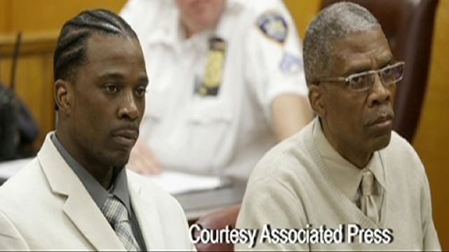 Vincent George Sr., son, Vincent George  Jr., acquitted on NY sex trafficking charges