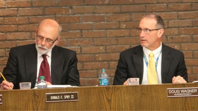 Wilson Area School Board directors approve final budget