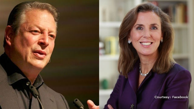 Al Gore endorses Katie McGinty for Pa. Governor