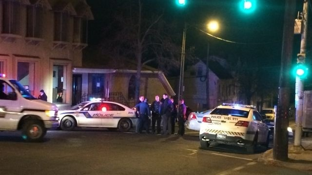 Two wounded by gunfire in Allentown