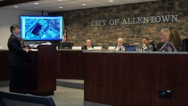 A dozen 68-foot-tall silos approved for south Allentown