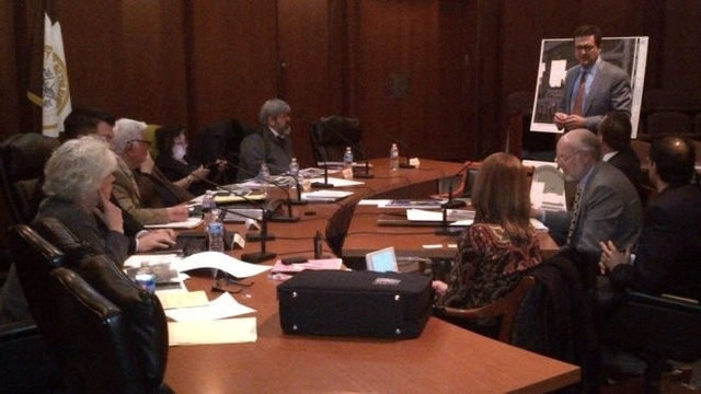 Bethlehem zoning board approves variances for proposed middle school