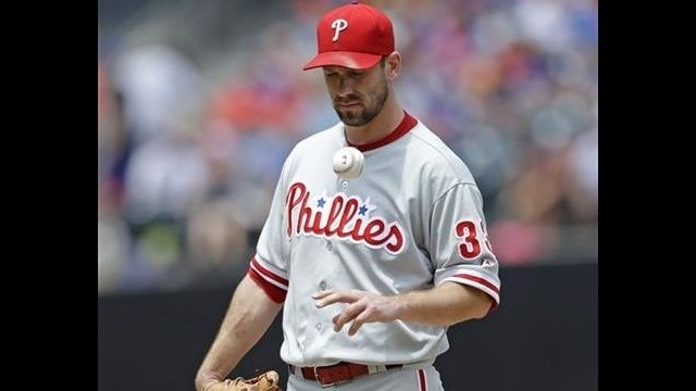 Lee gives up 3 more HRs, Phillies lose to Mets 5-0