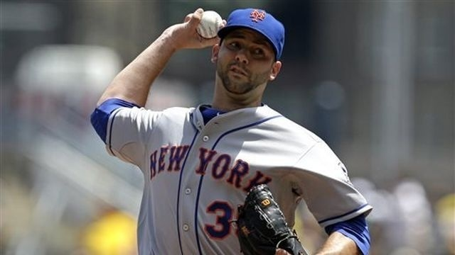 Gee shuts down Pirates as Mets avoid sweep