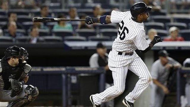 Yankees rally in 8th to beat White Sox