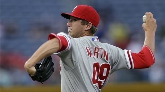 Phillies fall to Braves 3-1