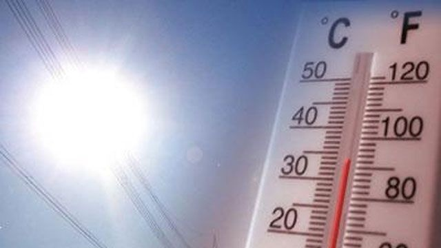 Heat advisories issued, cooling centers available