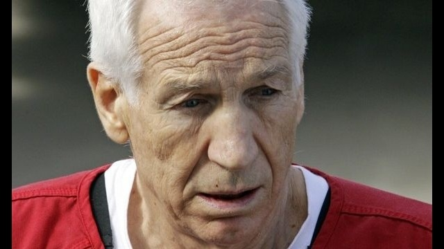 Penn State reaches 1st settlement with Jerry Sandusky victim