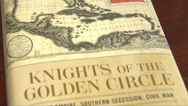 History's Headlines: Confederate secret society: Knights of the Golden Circle get in-depth look in book by local author