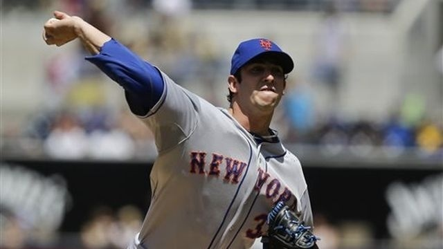 Harvey handed no-decision, Mets lose to Padres 4-3