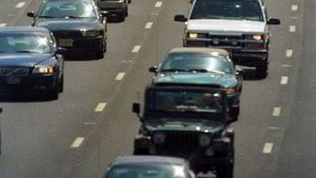 NJ boosts fines for left lane hogs