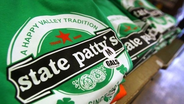 33 of 35 businesses taking State Patty's Day money