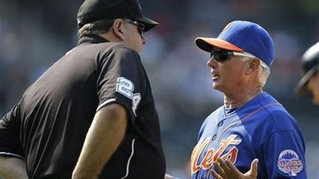 Mets angered by call, lose to Braves 4-1 in 10