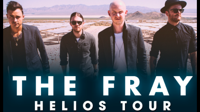The Fray, Australian Pink Floyd Show coming to the Sands