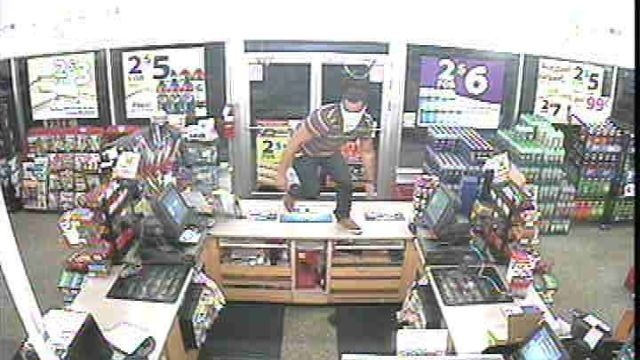 Police are looking for 2 who robbed Turkey Hill in Berks