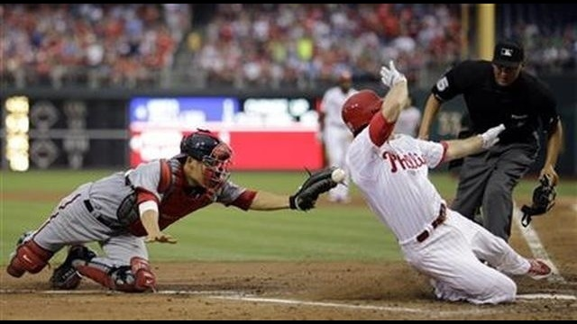 Hamels, Young lead Phillies over Nationals