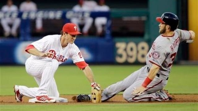 John Lannan dominates former team, Phillies beat Nationals